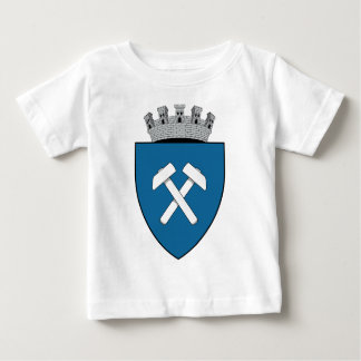 Coa_Romania_Town_Slănic_History_Unapproved Baby T-Shirt