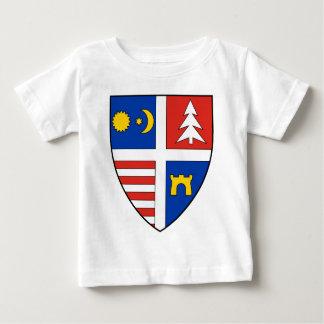 Coa_Romania_Town_Zetelaka Baby T-Shirt