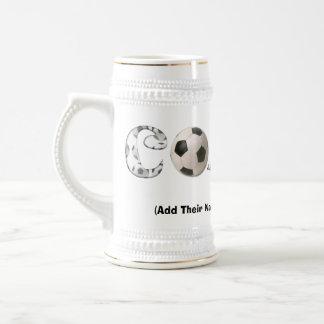 Coach Appreciation Gift Beer Stein