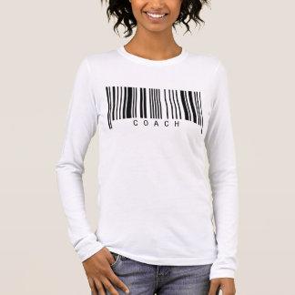 Coach Barcode Long Sleeve T-Shirt