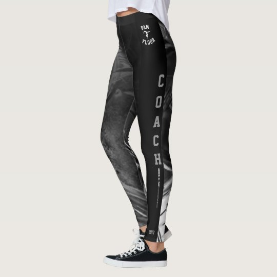 "Coach ""Pam"" Gymnastics Leggings"
