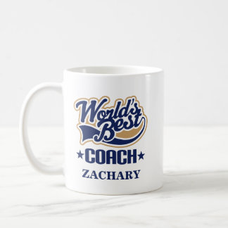 Coach Personalized Mug Gift