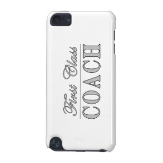 Coaches First Class Coach iPod Touch (5th Generation) Covers