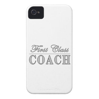 Coaches First Class Coach iPhone 4 Cases