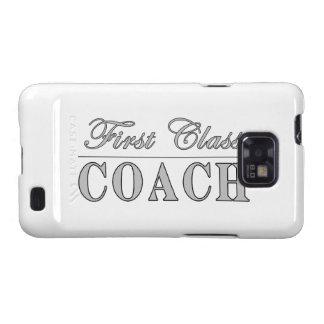 Coaches First Class Coach Samsung Galaxy S2 Cover