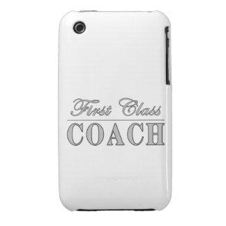 Coaches First Class Coach iPhone 3 Case-Mate Case