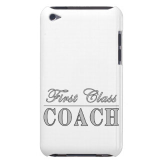 Coaches First Class Coach iPod Touch Cases