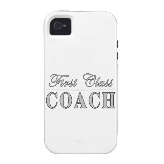 Coaches First Class Coach Case For The iPhone 4