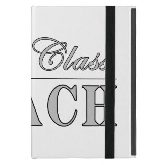 Coaches First Class Coach iPad Mini Covers