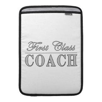 Coaches First Class Coach MacBook Sleeves