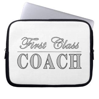 Coaches First Class Coach Laptop Computer Sleeve