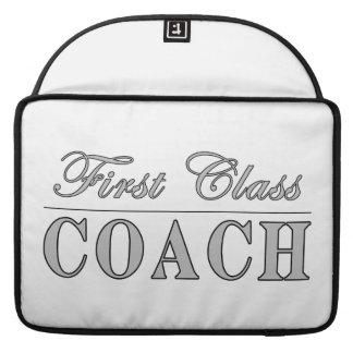 Coaches First Class Coach MacBook Pro Sleeve