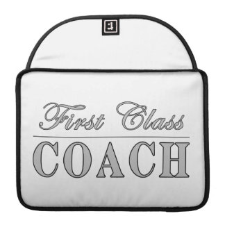 Coaches First Class Coach Sleeves For MacBook Pro
