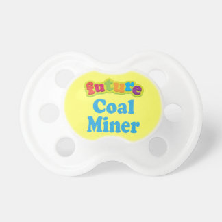 Coal Miner (Future) Pacifier Gift