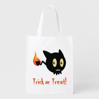 Coal Tar Grocery Bag