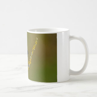 Coal Tit Bird Resting Coffee Mug