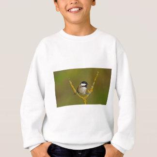 Coal Tit Bird Resting Sweatshirt
