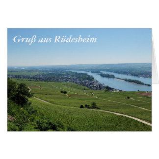 Coarse home on the Rhine Card