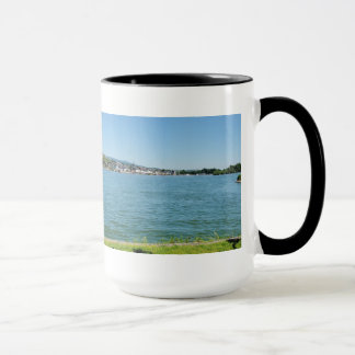 Coarse home on the Rhine Mug