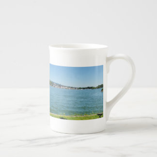 Coarse home on the Rhine Tea Cup