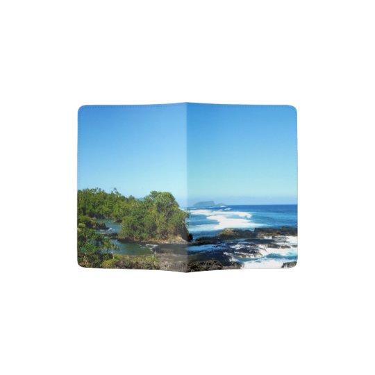 Coast and landscape passport holder