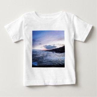 Coast at Night Baby T-Shirt