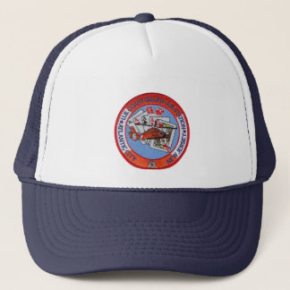 Coast Guard Air Station Atlantic City Trucker Hat