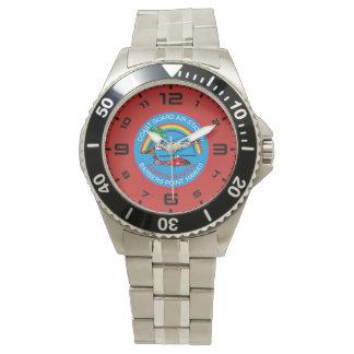 Coast Guard Air Station Barbers Point Hawaii Wrist Watch