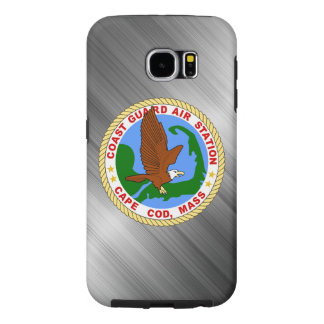 Coast Guard Air Station Cape Cod Samsung Galaxy S6 Cases