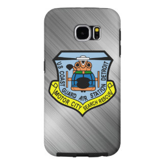 Coast Guard Air Station Detroit Samsung Galaxy S6 Cases
