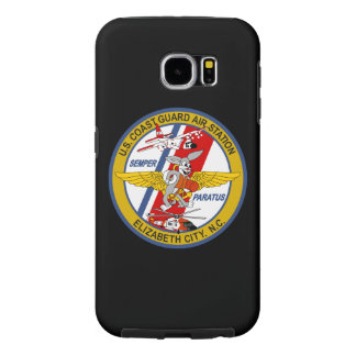Coast Guard Air Station Elizabeth City N.C. Samsung Galaxy S6 Cases
