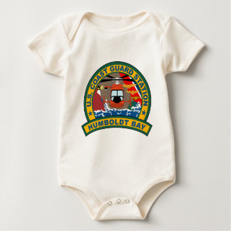 Coast Guard Air Station - Humboldt Bay Baby Bodysuit