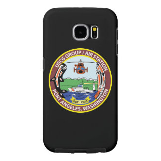 Coast Guard Air Station Port Angeles Samsung Galaxy S6 Cases
