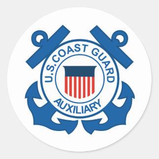 Coast Guard Auxiliary Seal