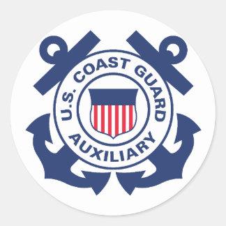 Coast Guard Auxiliary Sticker
