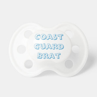Coast Guard Baby Pacifier