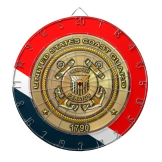 Coast Guard Dartboard