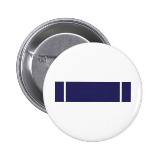 Coast Guard Expert Pistol Ribbon 2 Inch Round Button