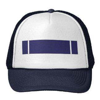 Coast Guard Expert Pistol Ribbon Mesh Hat