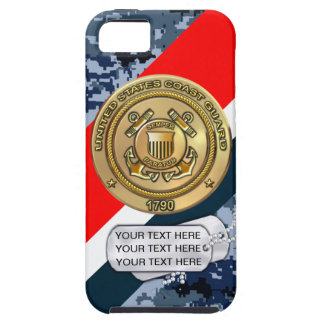 Coast Guard iPhone 5 Case