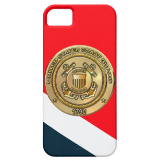 Coast Guard iPhone 5 Covers