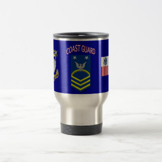 Coast Guard Master Chief Mug