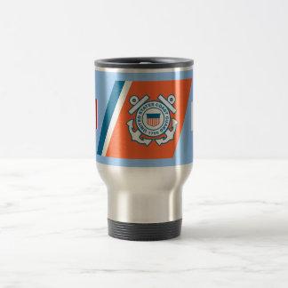 Coast Guard Racing Stripe Mug