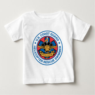 coast guard rescue swimmer baby T-Shirt