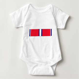 Coast Guard Reserve Good Conduct Ribbon Baby Bodysuit