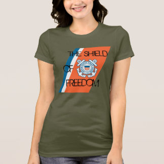 Coast Guard Shield of Freedom T-Shirt