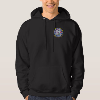 Coast Guard Station Kauai Hawaii Hoodie