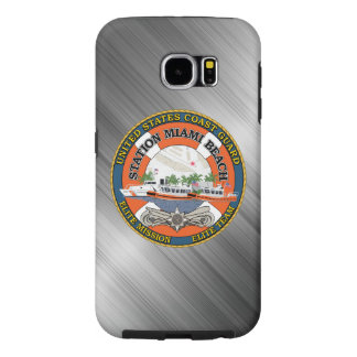 Coast Guard Station Miami Beach Samsung Galaxy S6 Cases