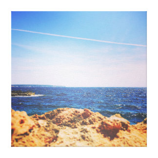 Coast Mallorca Canvas Print