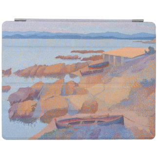 """Coast near Antibes"" by Henri Edmond Cross iPad Smart Cover"